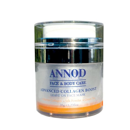 leave on overnight mask for dry and mature skins