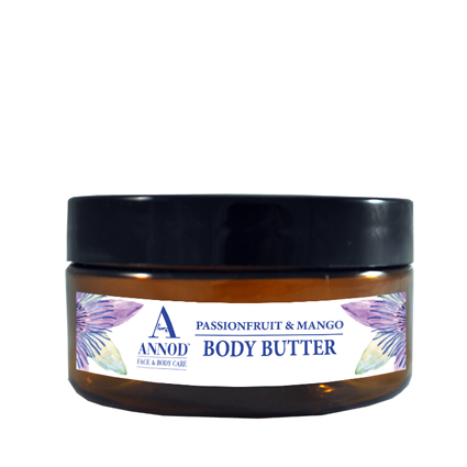 Naturally Clear Skin Body Butter Review