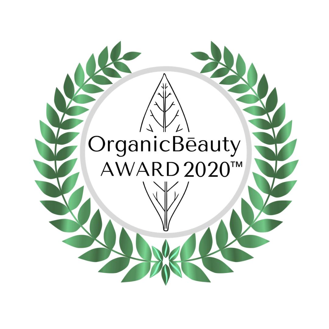 Editors Choice Organic Beauty Award Logo