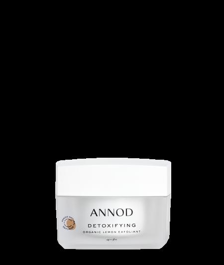 Detoxifying Organic Lemon Exfoliant, 45g