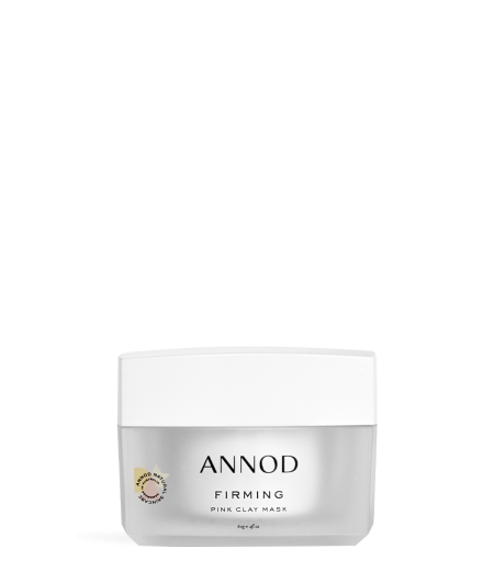 Firming Pink Clay Mask, 60g