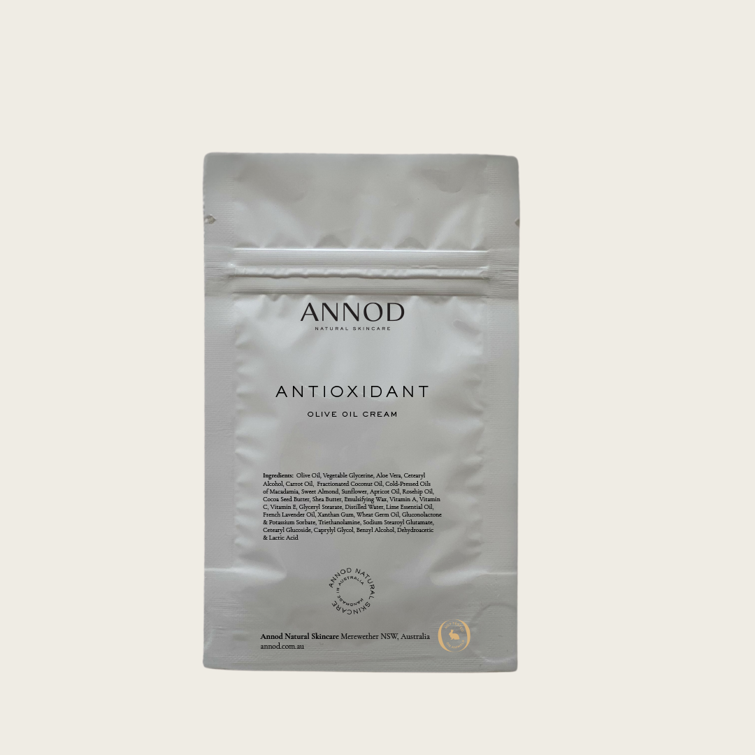 Antioxidant Olive Oil Cream - Deluxe Trial Size
