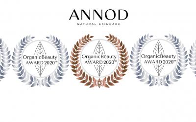 Organic Beauty Awards SS20